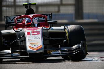 Ralf Aron, Campos Racing