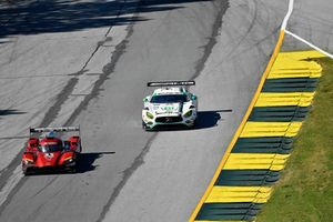 #55 Mazda Team Joest Mazda DPi, P: Jonathan Bomarito, Marino Franchitti, Spencer Pigot, #33 Riley Motorsports Mercedes AMG GT3, GTD: Jeroen Bleekemolen, Ben Keating, Luca Stolz