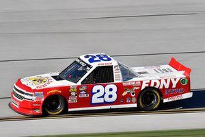 Bryan Dauzat, FDNY Racing, Chevrolet Silverado FDNY
