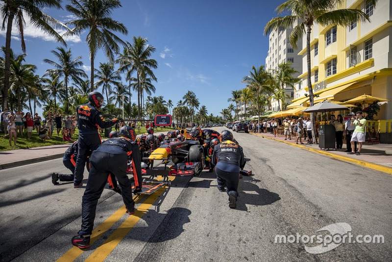 Max Verstappen, Red Bull Racing en Miami