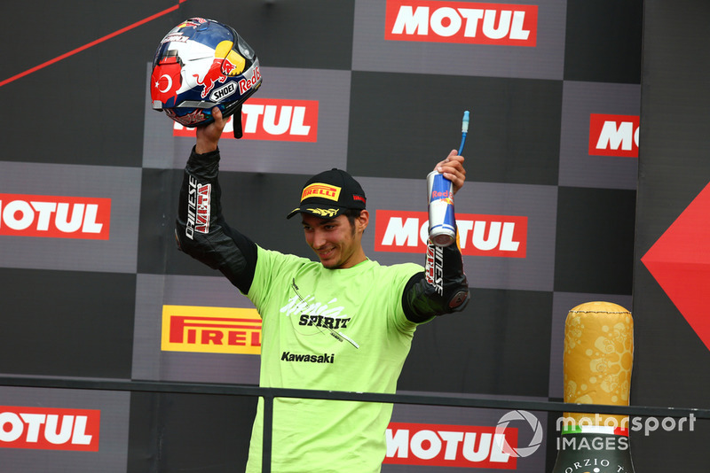 3e : Toprak Razgatlioglu (Kawasaki Puccetti Racing)