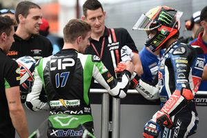 John McPhee, CIP Green Power, Marco Bezzecchi, Prustel GP