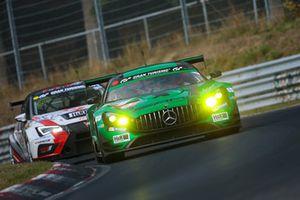 #6 Black Falcon Mercedes-AMG GT3: Hubert Haupt, Yelmer Buurman, Luca Stolz
