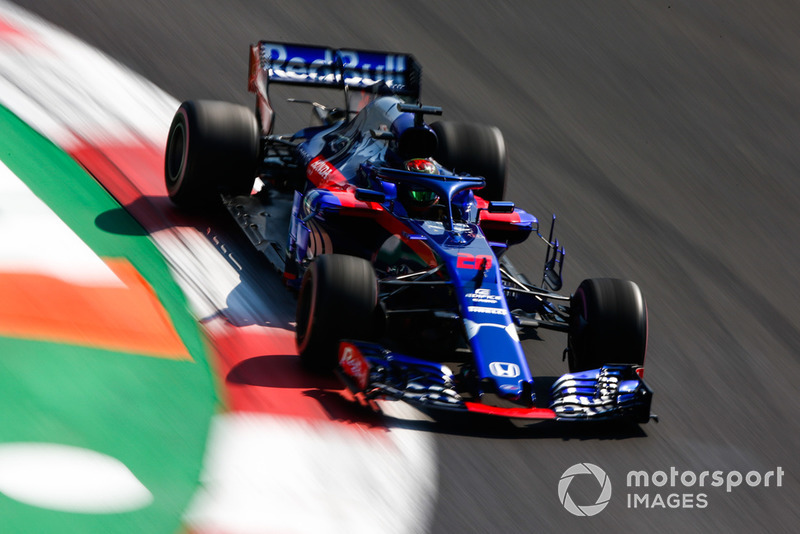 2018: Toro Rosso STR13 Honda (одно четвертое место, 9-е место в КК)
