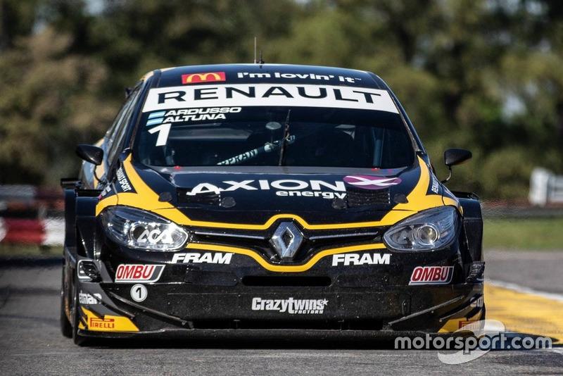 Facundo Ardusso - Renault Sport
