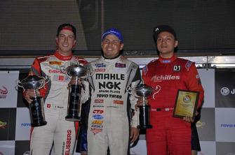 第2回FIAインターコンチネンタル・ドリフティングカップの表彰式