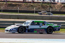 Santiango Mangoni, Dose Competicion Chevrolet
