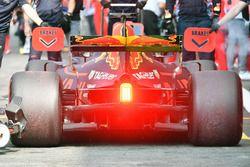 Daniel Ricciardo, Red Bull Racing RB13 achterkant