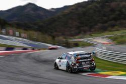 #308 Team Altran Peugeot Peugeot 308 Racing Cup: Thierry Blaise, Kim Holmgaard, Michael Carlsen, Mat