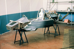 Preparation of the chassis