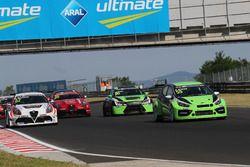 Ferenc Ficza, Zengo Motorsport, KIA cee'd TCR, Dusan Borkovic, GE-Force, Alfa Romeo Giulietta TCR