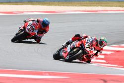 Chaz Davies, Ducati Team, Marco Melandri, Ducati Team