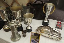 I trofei di Herbert Müller