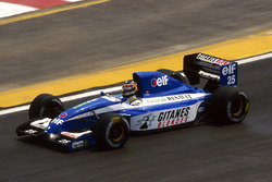 Тьерри Бутсен, Ligier JS37