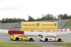 Timo Glock, BMW Team RMG, BMW M4 DTM, Augusto Farfus, BMW Team RMG, BMW M4 DTM