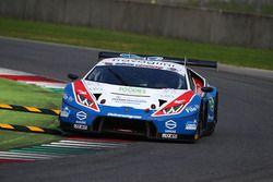 Lamborghini Huracan-S.GT3 #12, Ombra Racing: Beretta-Frassineti