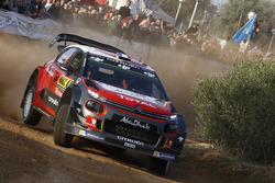 Стефан Лефевр и Габен Моро, Citroën C3 WRC, Citroën World Rally Team
