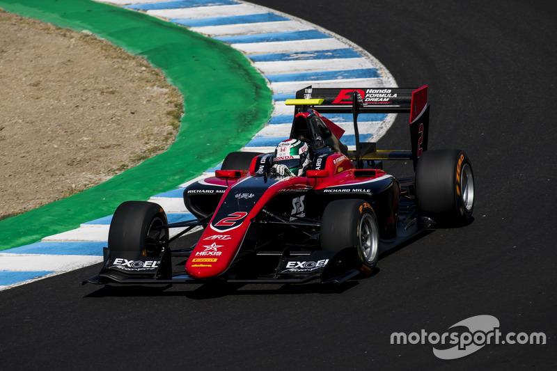Jerez - Qualifications