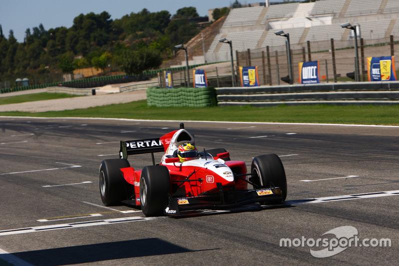 2011: Lola B05/52 Zytek, Auto GP