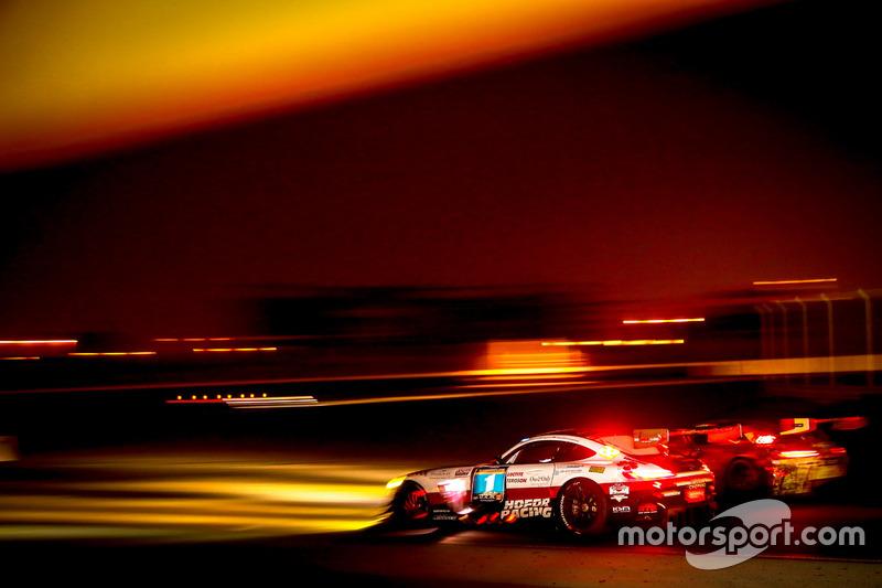#1 Hofor-Racing, Mercedes AMG GT3