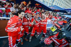 Daniel Oliveras, Rosa Romero, Antonio Gimeno, Gerard Farrés, Himoinsa Racing Team