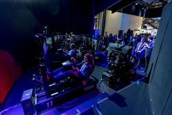 Media on the simulators