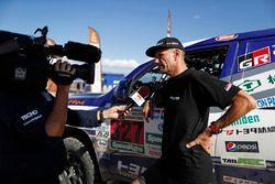 #327 Toyota: Christian Lavieille