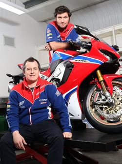John McGuinness and Guy Martin, Honda Racing