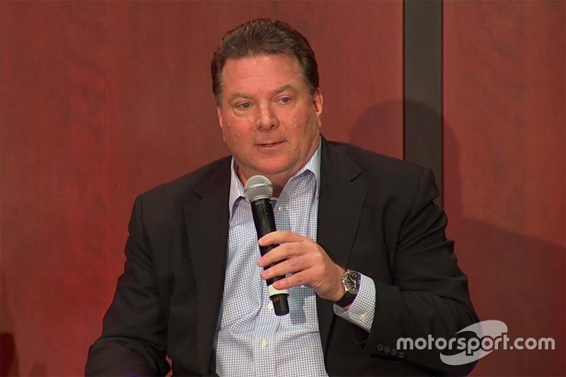 Ed Laukes, Toyota USA Vicepresidente de Marketing