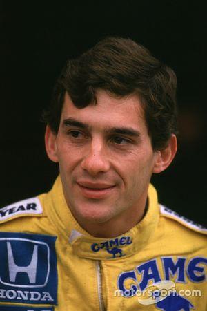 Ayrton Senna, Team Lotus