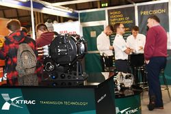 The Xtrac stand