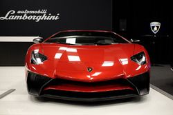2016 Lamborghini Aventador SV LP750-4