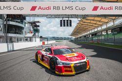 2018款奥迪R8 LMS杯赛车