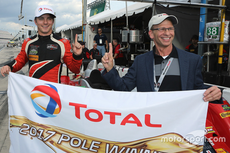 Pole PC voor James French, Performance Tech Motorsports
