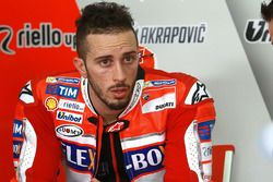 Andrea Dovizioso, Ducati Team, Gigi Dall'Igna, Ducati Team General Manager