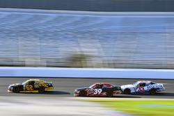 Brendan Gaughan, Richard Childress Racing Chevrolet, Ryan Sieg, RSS Racing Chevrolet