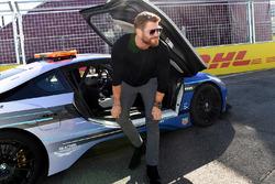 Actor Chris Hemsworth