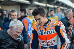 Marc Marquez, Repsol Honda Team with Sammy Miller