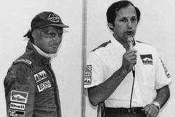 Ron Dennis bejelenti Niki Lauda visszavonulását