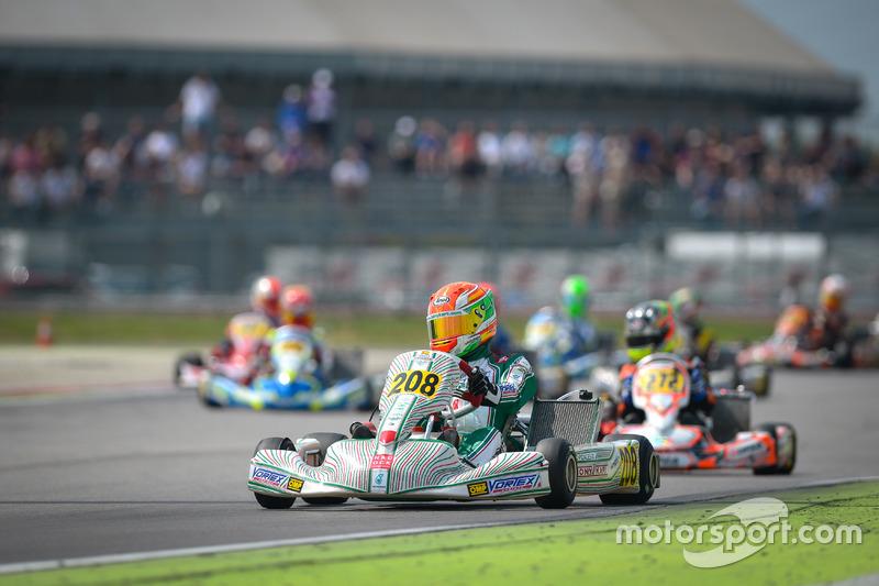 Второй этап CIK-FIA European Championship