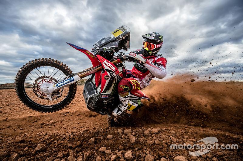 4. Кевин Бенавидес, Monster Energy Honda Team
