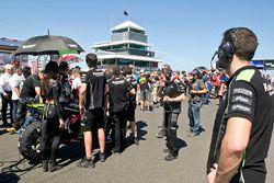 Jonathan Rea, Kawasaki Racing op de grid