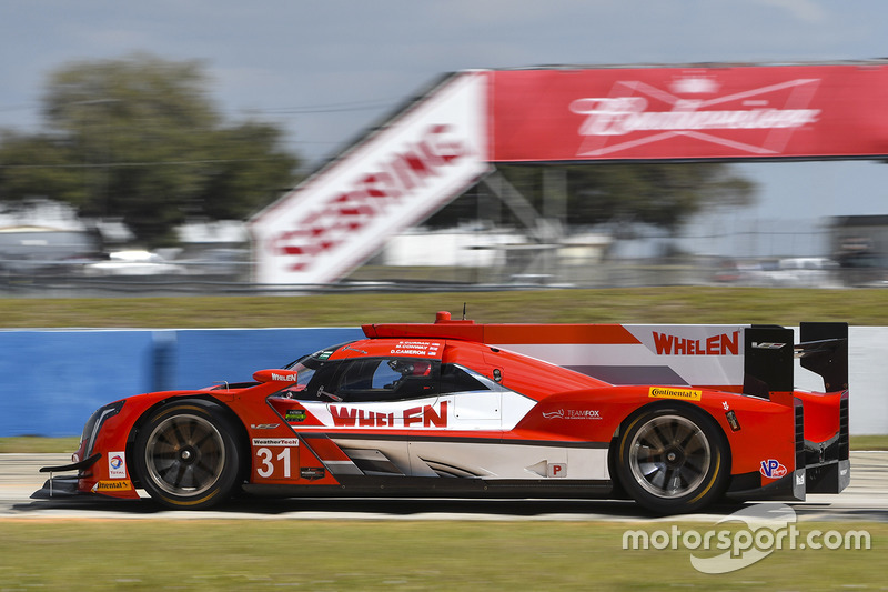 3. P: #31 Action Express Racing, Cadillac DPi
