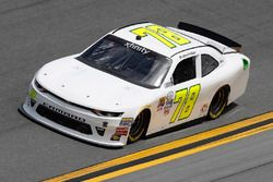 Clint King, BJ McLeod Motorsports Chevrolet