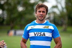 Jugador de Rugby Juan Martín Hernández