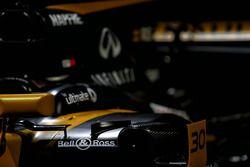 Renault Sport F1 Team RS17 sidepod detalle