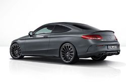 Mercedes-AMG C43 4Matic Coupe Edition 50