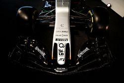 Sahara Force India F1 VJM10 ala delantera