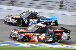 Christopher Bell, Kyle Busch Motorsports Toyota e Parker Kligerman, Toyota