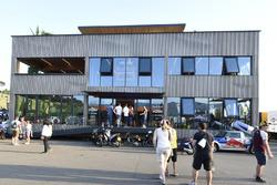 Red Bull KTM hospitality